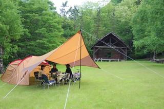 キャンプ サイト